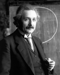 Albert Einstein ,1921.