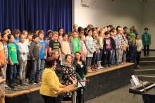 Begrüßungsworte der Schulleiterin Frau Karin Petersen