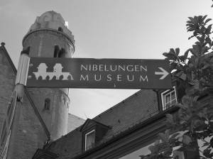 Den Nibelungen ganz nah.