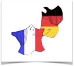 Vive l'amitié franco-allemande!
