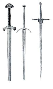 Schwerter des Mittelalters