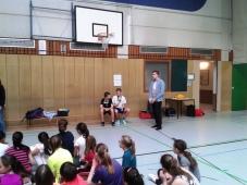 Sporttag Klassen 511