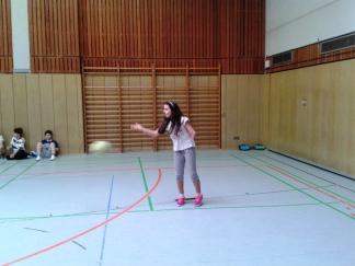 Sporttag Klassen 517