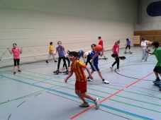 Sporttag Klassen 519