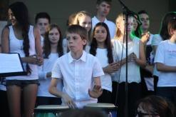 Unsere jungen Musiker live in concert