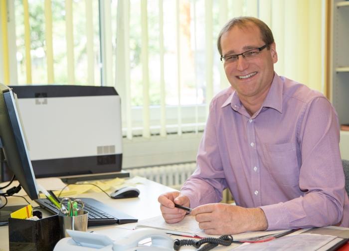 Herr StD Kai Hertrich, Stellvertretender Schulleiter der Theodor-Fliedner-Schule
