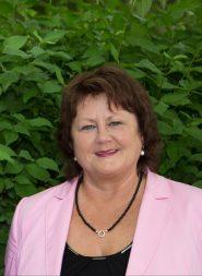Frau Petersen (Schulleiterin)