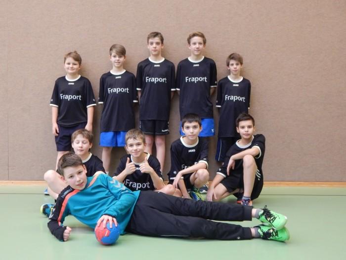 Handball Jungen 012016