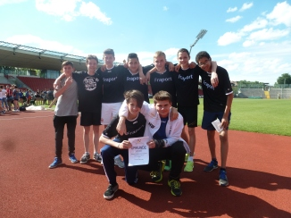 4. Hessenmeisterschaft LAth WK III TFS