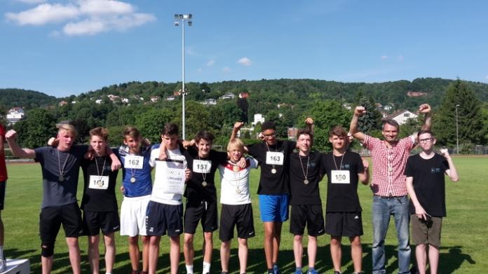 JuTr 2017 Regional u Hessen-M (1)