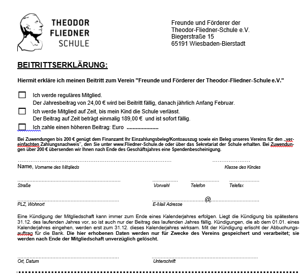 Beitrittserklärung2018