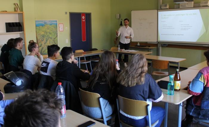 Vortrag BWL-Studium bearbeitet