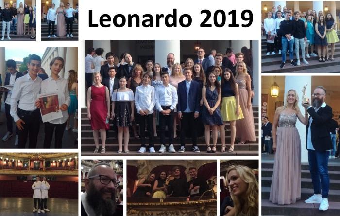Leonardo 2019