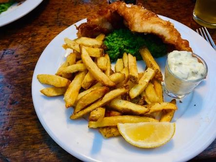 Feeling fishy chippy