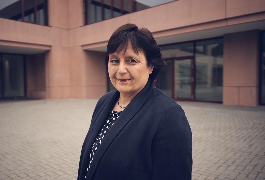 Frau Heckmann